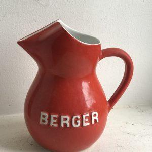 Pichet Berger rouge
