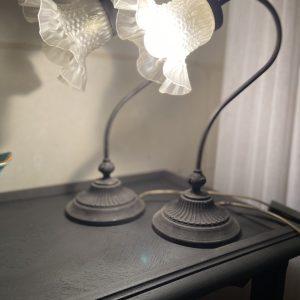 Lampe de chevets vintage
