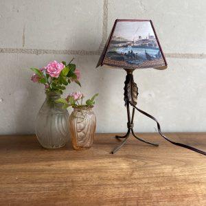 Petite lampe ancienne